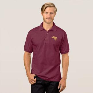 Paleoディーノのポロ ポロシャツ