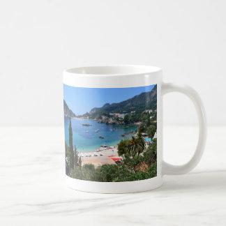 Paleokastritsaギリシャ コーヒーマグカップ