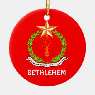 PALESTINE*ベスレヘムのクリスマスのオーナメント セラミックオーナメント