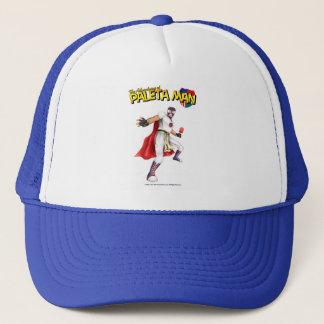 Paletaの人のトラック運転手の帽子の冒険 キャップ