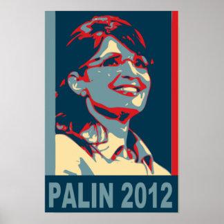 Palin 2012年のポスター ポスター