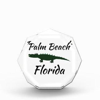 Palm Beachフロリダ 表彰盾