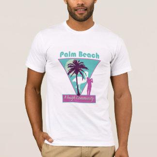 Palm Beach: 堅いコミュニティ Tシャツ