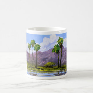 Palm Desertのマグ コーヒーマグカップ