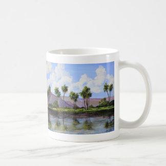 Palm Desert IIIのマグ コーヒーマグカップ