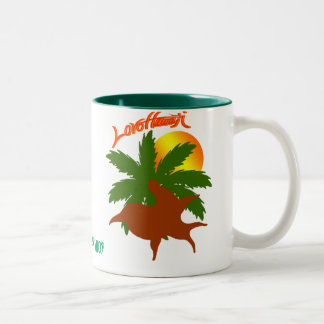 PALM TREE ツートーンマグカップ