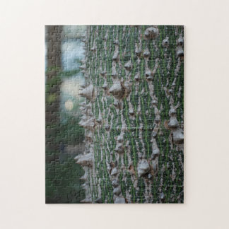 Palmengarten、ブランクフルトからの木 ジグソーパズル