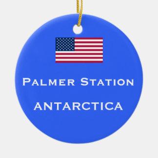 Palmerの場所のクリスマスのオーナメント セラミックオーナメント