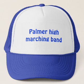 Palmerの高いマーチングバンド キャップ