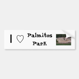 Palmitos公園 バンパーステッカー