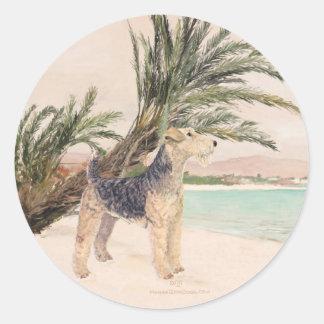 Palmyビーチ ラウンドシール