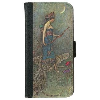 PalmyriaのWarwick Goble Zenobiaの女王 iPhone 6/6s ウォレットケース