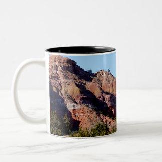PaloのDuro渓谷のマグ ツートーンマグカップ