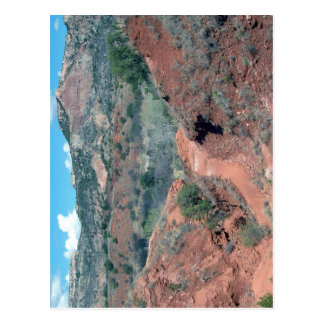 PaloのDuro渓谷の道 ポストカード