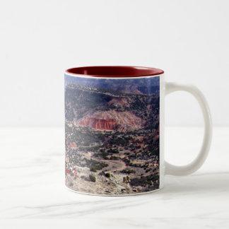 PaloのDuro渓谷、Tx ツートーンマグカップ