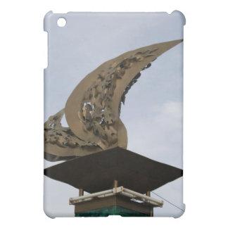 Palo、LeyteのLeyte湾の着陸記念碑 iPad Miniケース