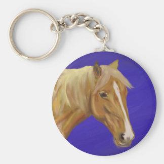 Palominoの馬 キーホルダー