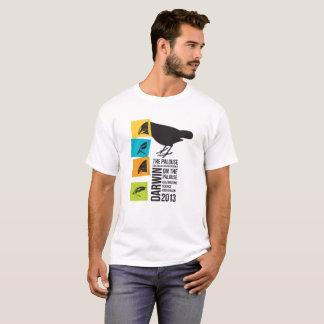 Palouseのダーウィン- 2013年のTシャツ Tシャツ