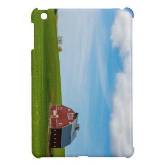 Palouseの国の納屋-東のワシントン州 iPad Mini カバー