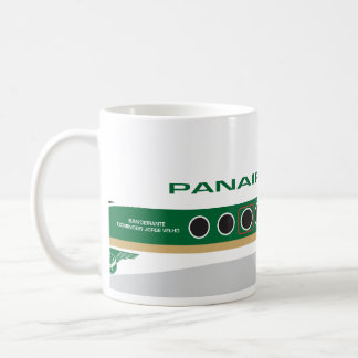 panair航空会社 コーヒーマグカップ