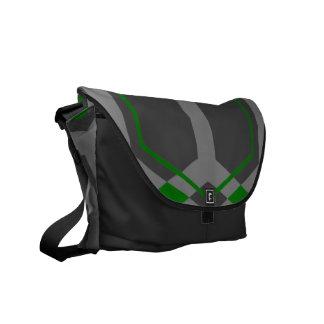 Panalの(緑の)メッセンジャーバッグ メッセンジャーバッグ