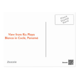 Panamá ポストカード