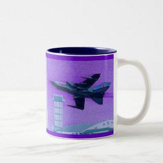 Panaviaのトルネードイギリス空軍 ツートーンマグカップ