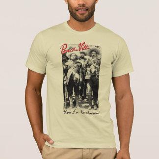 Panchoの別荘およびContrerasのメキシコ戦争 Tシャツ