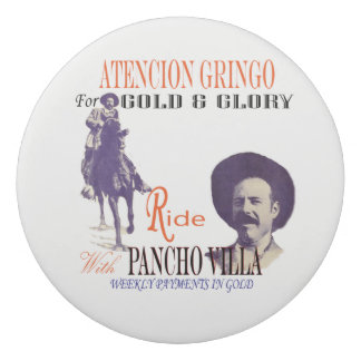 Pancho Villa概要 消しゴム