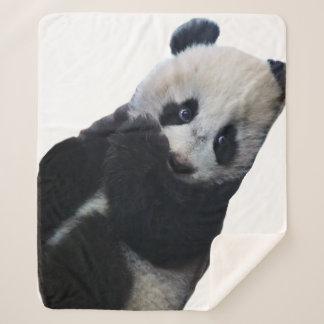 Panda Bear シェルパブランケット