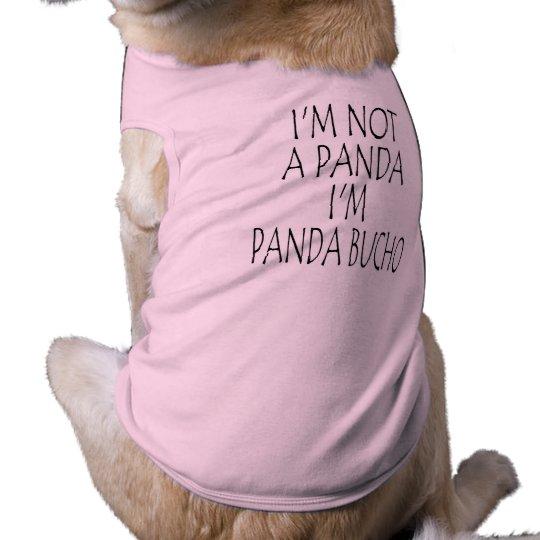 PANDA BUCHO DOG WEAR ペット服