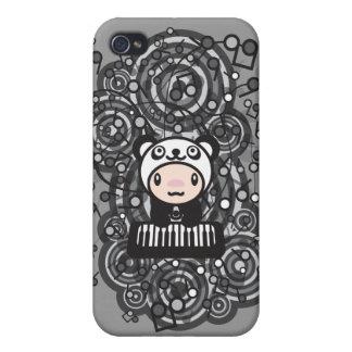 Panda_Method iPhone 4 ケース