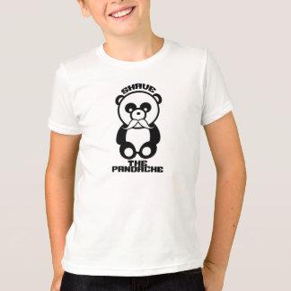 Pandacheのワイシャツ-スタイル及び色を選んで下さい Tシャツ