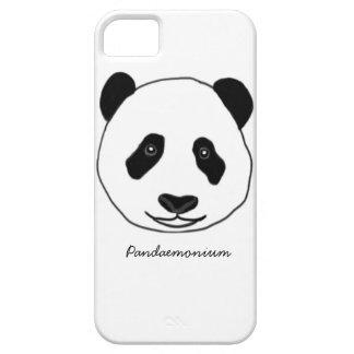 Pandaemonium iPhone SE/5/5s ケース