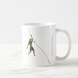 Panoply -つぼのひび及び監視人に上ること コーヒーマグカップ