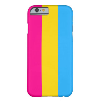 """PANSEXUALプライドの旗"" BARELY THERE iPhone 6 ケース"