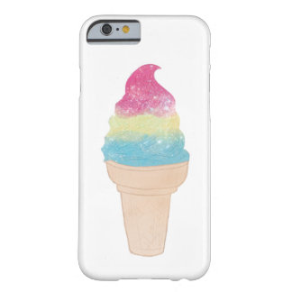 Pansexualプライドの電話箱 Barely There iPhone 6 ケース