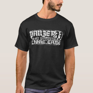 Panzer IIの人の基本的な暗いTシャツ Tシャツ