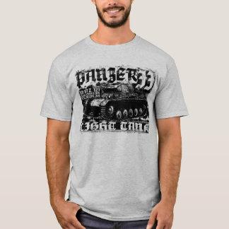 Panzer IIの人の基本的なTシャツ Tシャツ