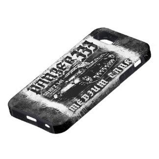 Panzer IIIのiPhone 5/5Sの場合 iPhone SE/5/5s ケース
