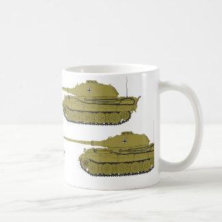 Panzer VI B コーヒーマグカップ