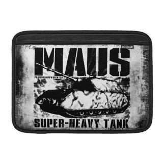 "Panzer VIII Maus 11"" Macbookの空気袖 MacBook スリーブ"