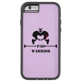 PAOの戦士のiPhoneの険しく堅い場合 Tough Xtreme iPhone 6 ケース
