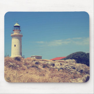 Paphosの灯台 マウスパッド