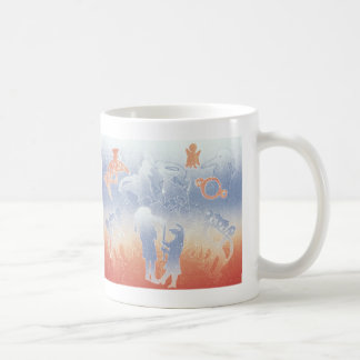 Papilのbirdmanはさまようことを行きます1995年 コーヒーマグカップ
