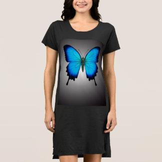 Papilioウリッセースの蝶ワイシャツの服 ドレス