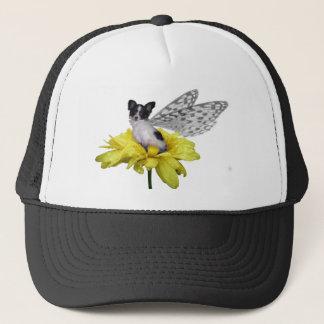 Papillon犬の妖精の球場の帽子 キャップ