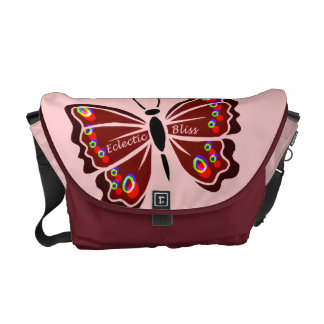 Papillon (蝶) クーリエバッグ