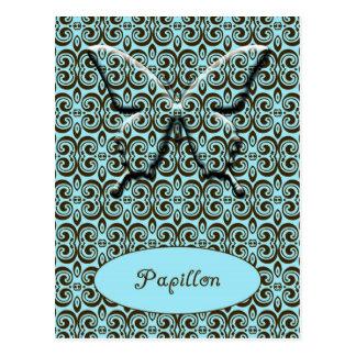 Papillon -蝶 ポストカード