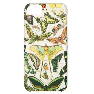 Papillons iPhone5Cケース